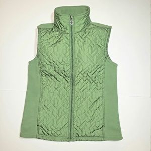 💚💚Barrage Quilted and Fleece Vest💚💚